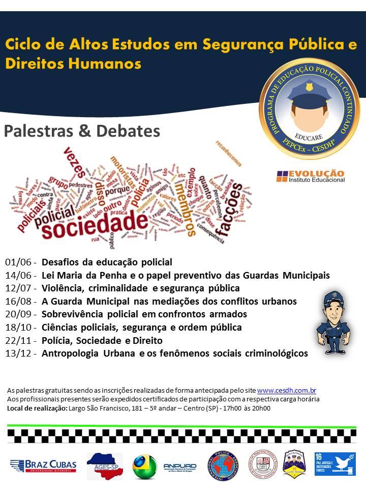 Banner Palestras e Seminários
